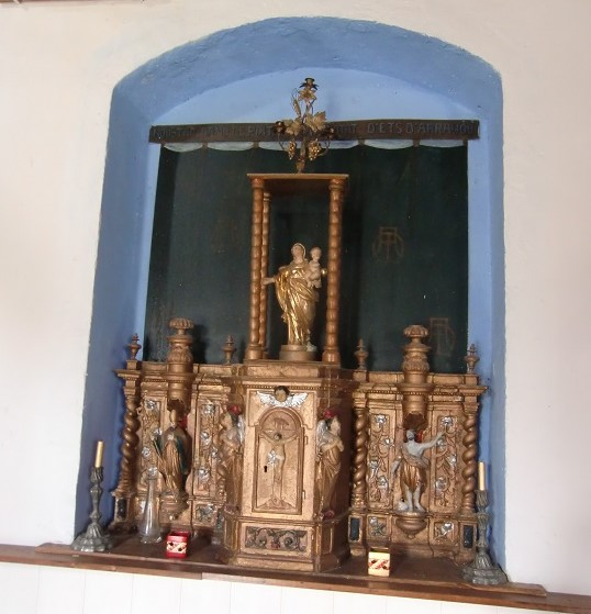 Arrayou retable