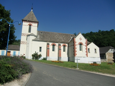 Eglise  Escoubes