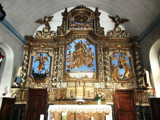 Juncalas retable 2