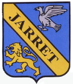 Blason officiel Jarret