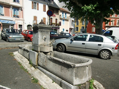 Fontaine Champ Commun